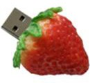 USB Stick Sonderform Früchte