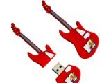 USB Stick Sonderform Gitarre