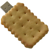 USB Stick Sonderform Keks