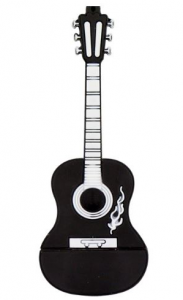 USB Stick 2D-PVC-Guitar-USB2