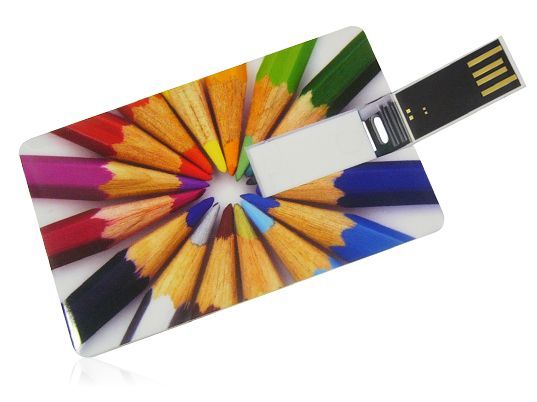 "USB Stick ""Credit Card"""